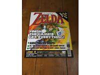 Zelda Official N64 Magazine Guide