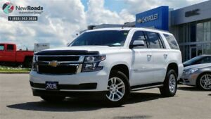 2015 Chevrolet Tahoe LT LT, LEATHER, ROOF, ONE OWNER, NO ACCI...