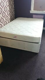 Airsprung double bed