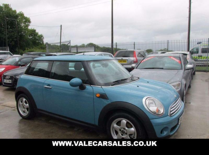 2007 57 MINI HATCH COOPER 1.6 COOPER ***STUNNING COLOUR***
