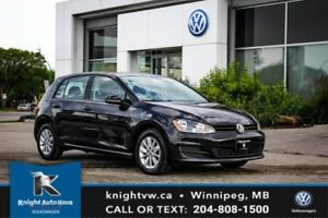 2016 Volkswagen Golf w/ App Connect 0.99% Financing Available OA