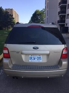 2005 Ford freestyle wagon