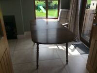 Extendable Kitchen Dining Table
