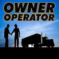 Canada Only! Owner Operators Truck Drivers
