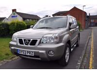 NISSAN X-TRAIL 2.2 DI SVE 5DR ( 1 OWNER FROM NEW)