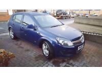 2010/59 Vauxhall Astra 1.6 16v Club Model Manual 5 Door 70K