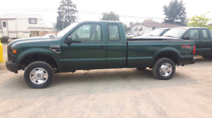 2008 ford f 250 long box 4x4