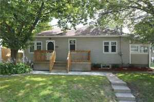 Beautiful Detached Home Bungalow In Whitby For Sale!