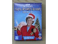 Mrs Brown's Boxset - Series 1 & 2 DVD's
