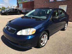 2007 Toyota Corolla NO ACCIDENT - SAFETY & WARRANTY INCLUDED