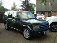 2009 Land Rover Discovery 3 HSE 2.7TDV6 Auto 7 Seats