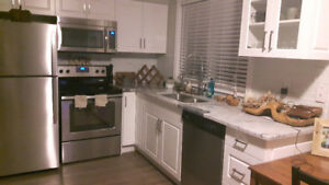 NEWLY RENOVATED BACHELOR SUITE FOR RENT IN BANKVIEW!