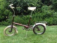 Vintage Raleigh RSW Mark II bicycle