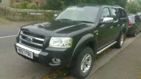 Ford Ranger 57 reg for sale 48k