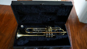 Trumpet - Conn International 201BY