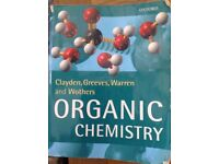Organic Chemistry by Clayden, Greeves, Warren and Wothers