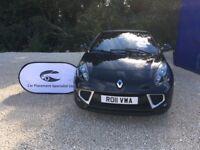 Renault Wind ROADSTER GT LINE TCE (black) 2011