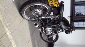 suzuki 250cc street tracker