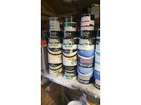 Crown trade paints