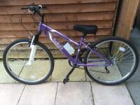"""Apollo twilight mountain bike 14"""""""