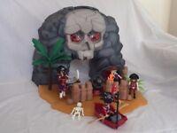 Playmobil Skull Rock portable playset