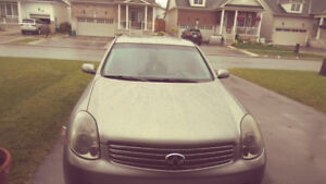 2004 Infiniti Other Luxury Sedan