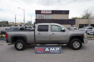 2009 Chevrolet Silverado 2500HD 4X4 GAS6.0 FLARES ALLOYS BOARDS.