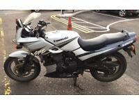 Kawasaki GPZ500s motorcycle