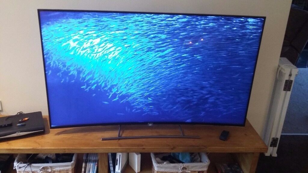 sony curved 65 inch 4k tv in norwich norfolk gumtree