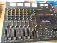 Tascam Portastudio 246 - Analogue 4 track recording desk.