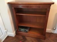 Bradley Yew Bookcase