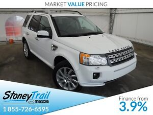 2011 Land Rover LR2 LR2 4WD - LEATHER! DUAL SUNROOF! NAV!