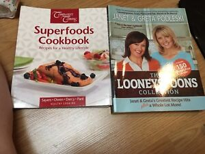 Cook books !