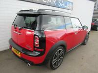 MINI CLUBMAN 2.0 COOPER SD 5d 141 BHP (red) 2012