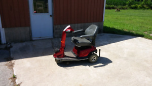 Rascal scooter