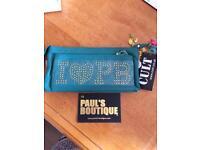 Paul's Boutique bnwt purse/clutch bag