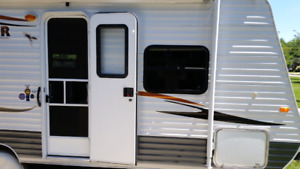Trailmaster Travel Trailer