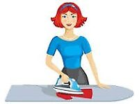 IRONING ASSISTANT - Temporary or Permanent
