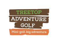 Team Member | Adventurista at Treetop Adventure Golf