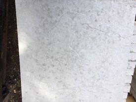 Patio slabs
