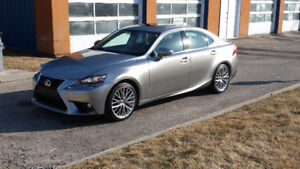 2015 Lexus IS Prenium Berline