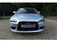 2009 Mitsubishi Lancer 2.0DI-D Sportback GS3 138 BHP 6 SPEED FULL BODYKIT 17""
