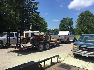 towing services, yard/estate clean ups, scrap removal