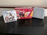 Nintendo 2DS (Transparent Red)