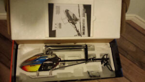 RC Helicopter, Blade 360 CFX BNF, 6s