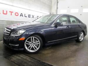 2013 Mercedes C 300 4MATIC CUIR TOIT OUVRANT MAGS