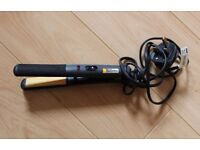 Babyliss Hair straighteners used once, W/O Box £10 ONO