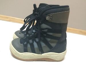 Snowboarding boots (womens size 6.5)