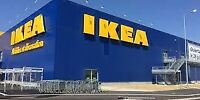 780-667-6633 IKEA STRUCTUBE furniture DELIVERY ASSEMBLY