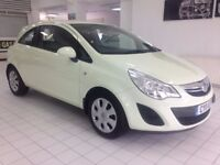 2011 Vauxhall Corsa 1.2 Automatic low mileage